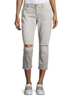 Joe's Jeans Billie Cropped Boyfriend Jeans