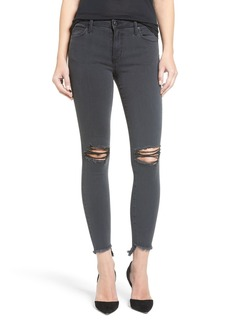 Joe's Jeans Blondie Destroyed Ankle Skinny Jeans (Brie)