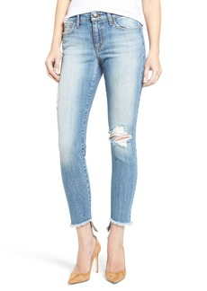 Joe's Jeans Blondie Destroyed Ankle Skinny Jeans (Cooper)