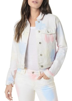 Joe's Jeans Boyfriend Denim Jacket in Tonicia