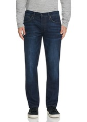 Joe's Jeans Brixton Slim Straight Fit Jeans in Faber