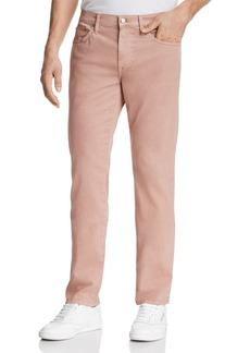 Joe's Jeans Brixton Straight Fit Twill Pants