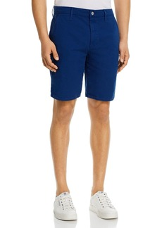 Joe's Jeans Brixton Stretch Cotton Straight Fit Shorts