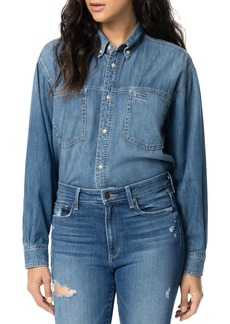Joe's Jeans Button-Down Denim Shirt