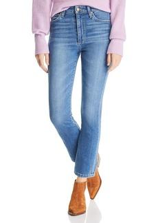 Joe's Jeans Callie Cropped Boot Jeans in Meryll
