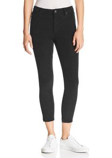 Joe's Jeans Charlie Ankle Skinny Corduroy Jeans in Black