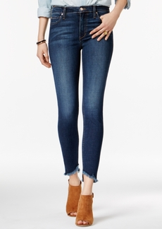 Joe's Charlie Cropped Cotton Skinny Jeans