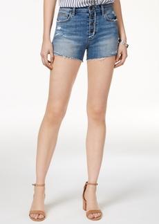 Joe's Jeans Charlie High-Rise Denim Shorts