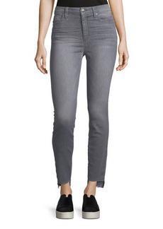 Joe's Jeans Charlie Step-Hem Denim Jeans