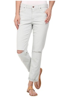 Joe's Jeans Collector's Edition Boyfriend Slim Crop in Distressed Colors