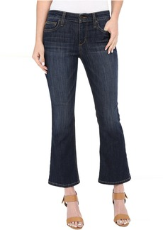 Joe's Jeans Cool Off Olivia Cropped Flare in Shawna