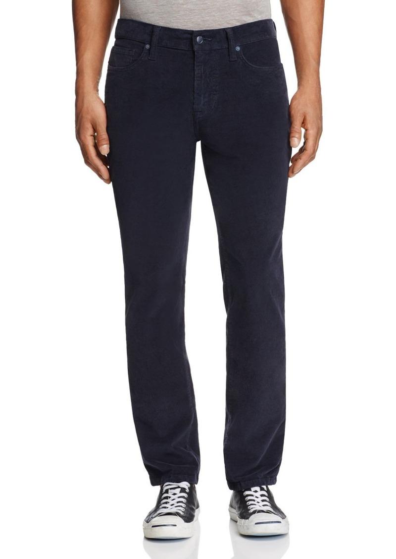76cb4c99 Joe's Jeans Joe's Jeans Corduroy Five-Pocket Slim Fit Pants - 100 ...