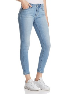 Joe's Jeans Crop Skinny Jeans in Opal