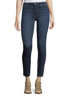 Joe's Jeans Cut-Hem Skinny Jeans