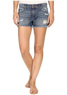 Joe's Jeans Cut Off Shorts in Ryla