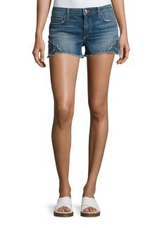 Joe's Jeans Cutoff Denim Jean Shorts