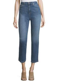 Joe's Jeans Debbie High-Rise Ankle Jeans