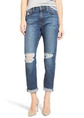 Joe's Jeans Joes Jeans Debbie High Waist Ripped Boyfriend Jeans (Coppola)
