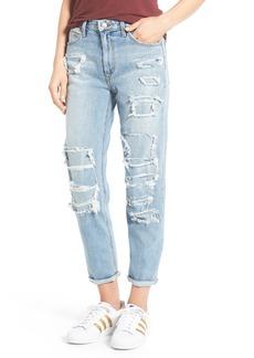 Joe's Jeans Debbie Straight Leg Crop Jeans (Rorey)