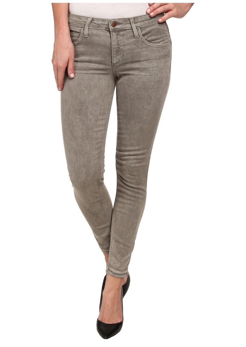 Joe's Jeans Dust Dye Markie Skinny Ankle in Greystone