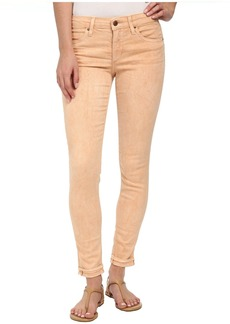 Joe's Jeans Dust Dye Markie Skinny Ankle in Red Rock