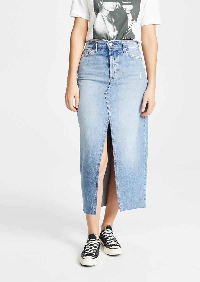 29a931004ce Joe's Jeans Joe's Jeans Elliza Long Denim Skirt   Skirts