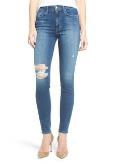 Joe's Jeans Flawless Charlie High Rise Skinny Jeans (Tinley)