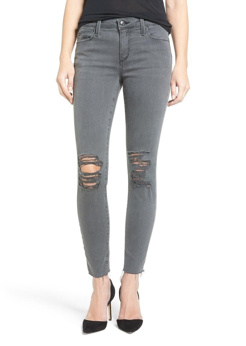 2212173b8c37 Joe's Jeans Joes Jeans Flawless Icon Ripped Ankle Skinny Jeans | Denim