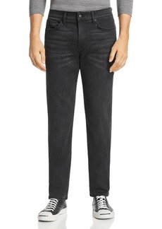Joe's Jeans Folsom Tapered Fit Jeans in Cameron Faded Black