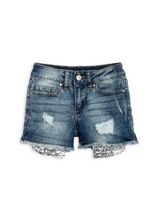 Joe's Jeans Girls' The Jane Shorts - Big Kid