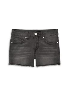Joe's Jeans Girls' The Markie Mid Rise Stretch Denim Shorts - Big Kid