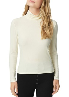 Joe's Jeans Harriette Ribbed Turtleneck Top