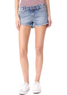 Joe's Jeans High Low Shorts