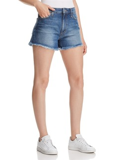 Joe's Jeans High Rise Denim Boyfriend Shorts in Teresa