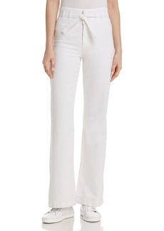 Joe's Jeans High Rise Flare Jeans in Luiza