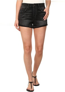 Joe's Jeans High Rise Rolled Shorts in Amaya