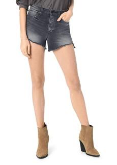 Joe's Jeans High-Rise Smith Denim Shorts in Roya