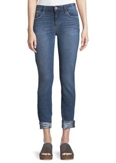 Joe's Jeans Icon Aisha Skinny Crop Jeans