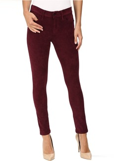 Joe's Jeans Icon Ankle in Garnet
