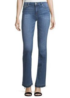 Joe's Jeans Icon Boot-Cut Released-Hem Jeans