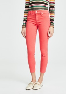Joe's Jeans Icon Crop Cut Hem