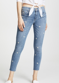Joe's Jeans Icon Cropped Skinny Jeans