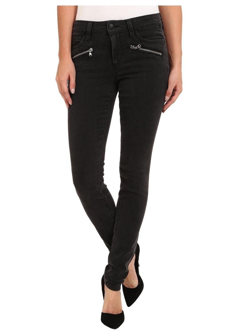 Joe's Jeans In Line Zip Skinny in Brynn