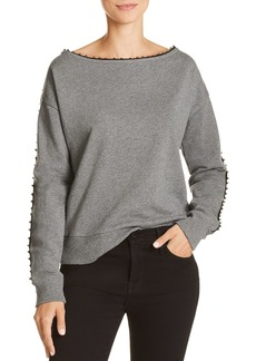 Joe's Jeans Jayla Embellished Sweatshirt