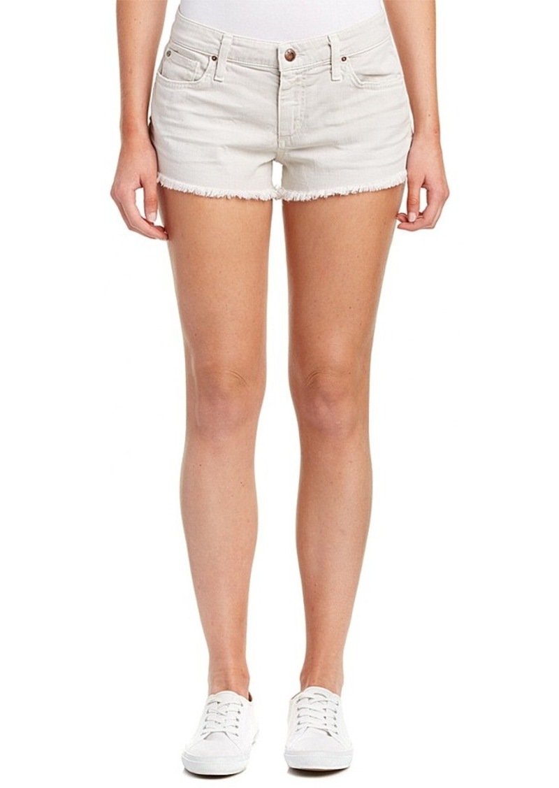 Joe's Jeans JOE'S Jeans White Sand Cut Off S...
