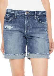 Joe's Jeans Lannah Distressed Shorts