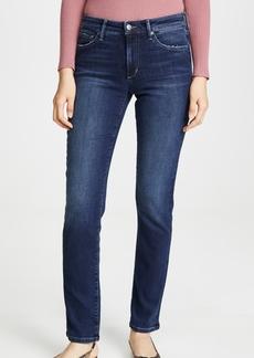 Joe's Jeans Lara Mid Rise Cigarette Jeans