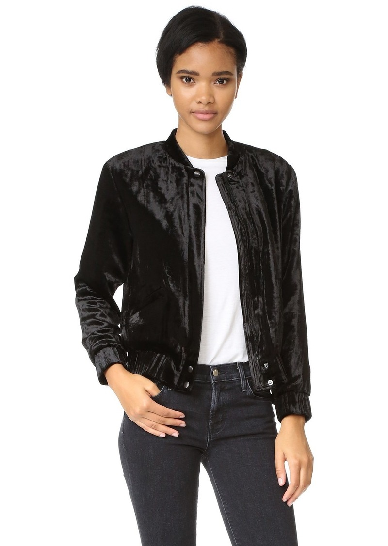 Joe's Jeans Lexi Bomber Jacket