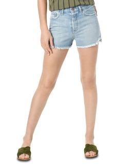 Joe's Jeans Lover Cutoff Denim Shorts in Katherine
