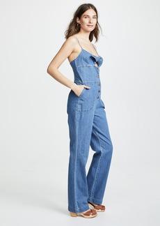 Joe's Jeans Lucia Denim Jumpsuit